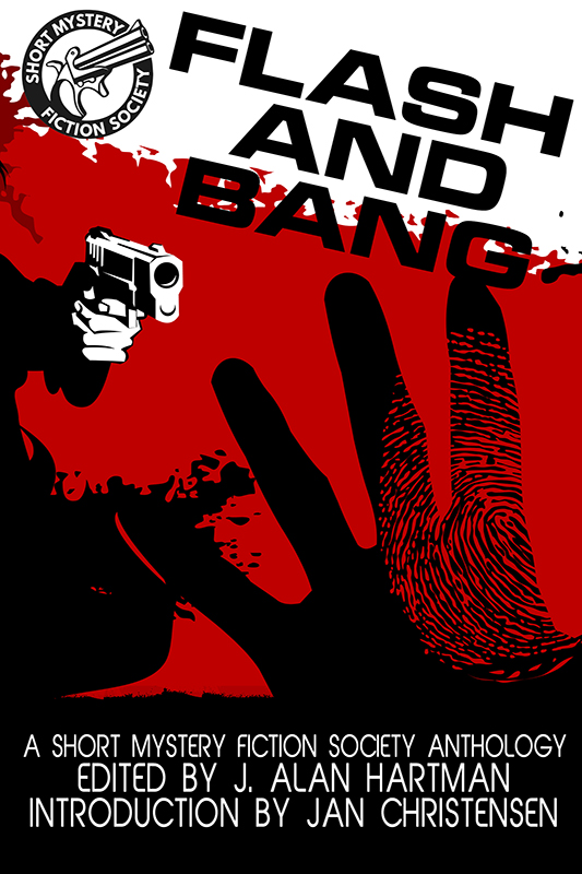 Flash and Bang anthology cover