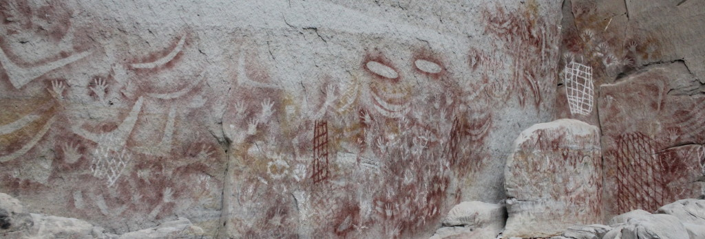 Aboriginal art in Carnarvon Gorge, Australia